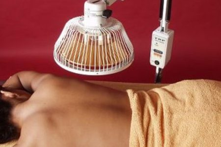 Infrared Acupuncture technique