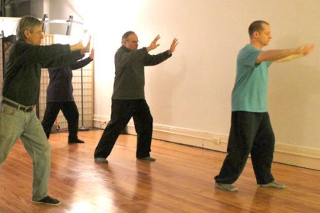 Tai Chi led by Anthony Fazio of Peaceful Spirit Acupuncture
