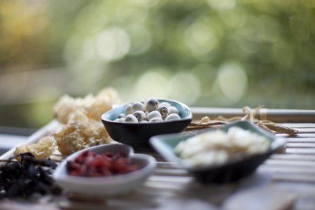 Chinese herbal medicine botanical elements