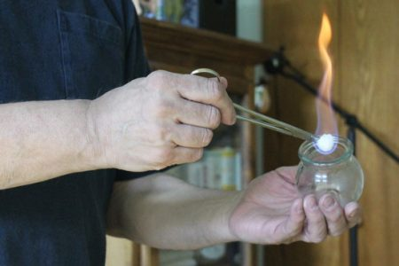 Cupping Flame